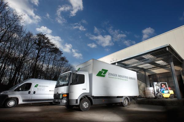 ZENGER Industrie-Service GmbH - Versandlogistik, Fullfilment Dienstleistungen