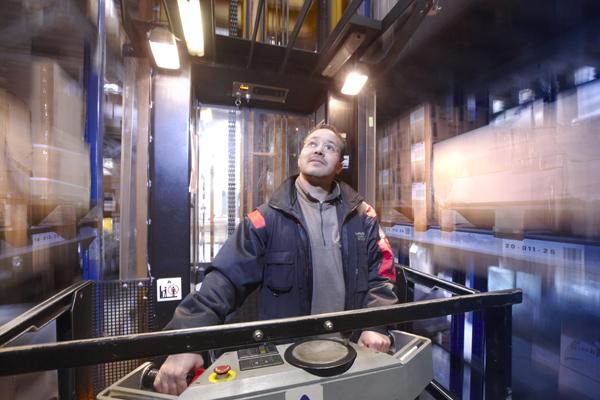 ZENGER Industrie-Service GmbH - Warehousing, Warehouse-Management-System