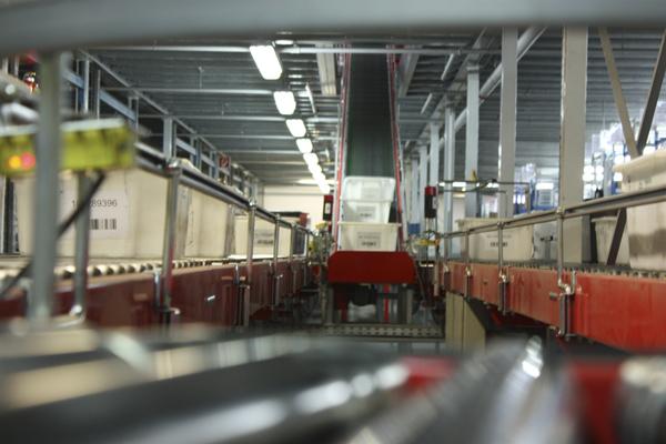 ZENGER Industrie-Service GmbH - Warehousing